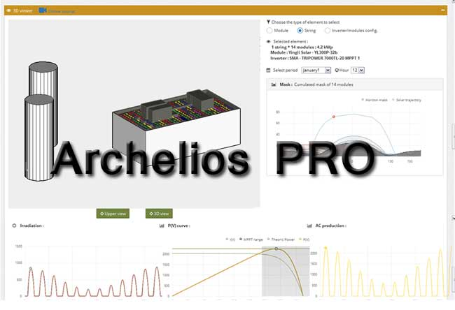 archelios pro for sketchup
