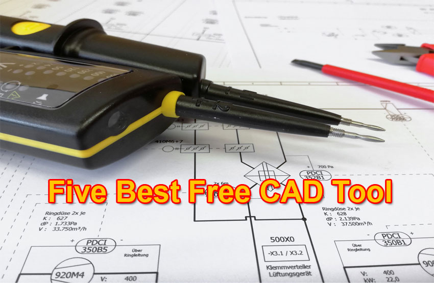 Here are the list of Best Free CAD Software Tools - Sketchup