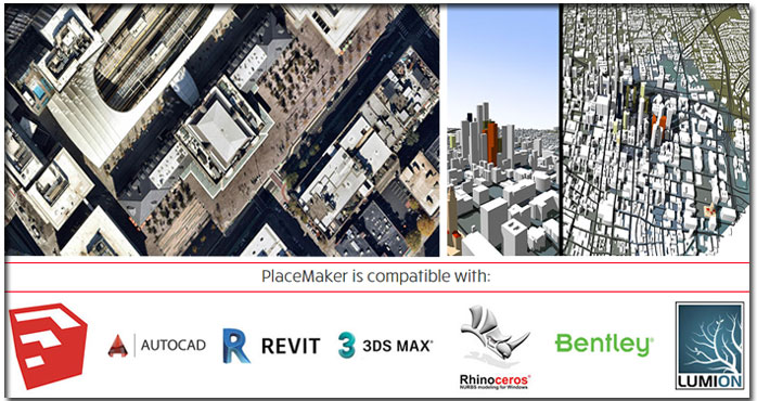 SketchUp PlaceMaker – Build 3D Cities Instantly - Sketchup Lovers